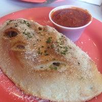 Photo taken at Amina Pizzeria by Shay S. on 8/5/2012