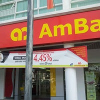 Photo taken at Ambank by Shamsuddin A. on 4/9/2012