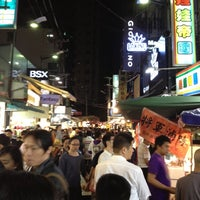 Photo taken at Fengjia Night Market by Gareth Y. on 4/21/2012