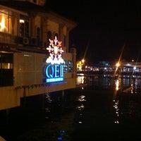 Photo taken at QE II 360 Waterfront Venue by Alex C. on 5/18/2012