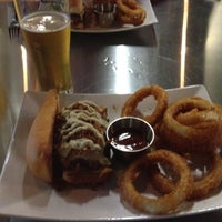 Photo taken at Burger Tap by Jeff C. on 5/31/2012