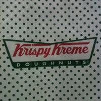 Photo taken at Krispy Kreme by Paprika on 6/20/2012