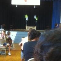 Photo taken at Sherman School by Matthew L. on 6/18/2012