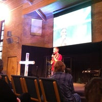 Photo taken at Hitchin Christian Centre by Daniel S. on 9/5/2012