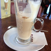 Photo taken at Costa Coffee by Alan B. on 3/11/2012