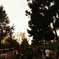 Photo taken at Parque Gral. Vicente Guerrero (Area de Juegos) by LOURDES F. on 9/9/2012
