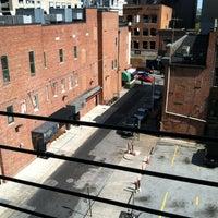 Photo taken at SP+ Parking @ Water Street Garage by K.C. W. on 7/6/2012