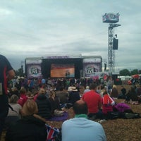 Photo taken at London 2012 Live Site - Hyde Park by Graham C. on 8/7/2012