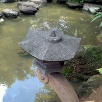 Photo taken at Jardim Oriental by Evandro R. on 3/25/2012