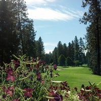Photo taken at Coeur d'Alene Golf Club by LoG S. on 9/4/2012