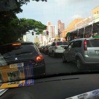 Photo taken at Avenida Barão de Itapura by Claudio B. on 2/9/2012