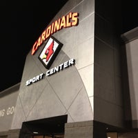 Photo taken at Cardinal's Sport Center by Lin H. on 2/16/2012
