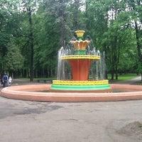 Снимок сделан в Летний сад пользователем Maxim K. 5/26/2012