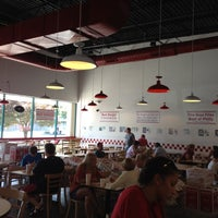 Photo taken at Five Guys by Bill B. on 7/8/2012
