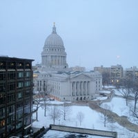 Photo taken at The Madison Concourse Hotel and Governor's Club by Joel C. on 2/24/2012