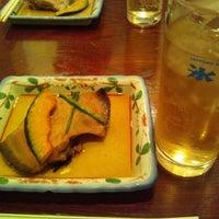 Photo taken at 魚がし 一番町店 by Gianni G. on 8/7/2012