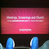 Photo taken at Cinemark Tinseltown USA by Nicholas R. on 3/3/2012