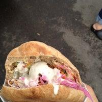 Photo taken at Clover Food Lab by Ryan K. on 6/16/2012
