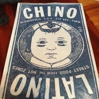 Photo taken at Chino Latino by Genghis-Khan E. on 8/2/2012