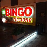 Photo taken at Bingo Riccione by Gian Maria G. on 2/22/2012