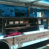 Photo taken at Mama's Empanadas by Kenneth L. on 4/30/2012