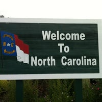 Photo taken at North Carolina Welcome Center by Ken M. on 6/14/2012