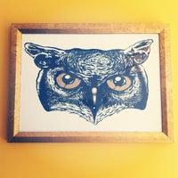 Photo taken at The Owlery by Kai W. on 7/11/2012