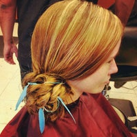 Photo taken at Hair Cuttery by Nicole B. on 5/3/2012