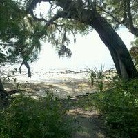 Photo taken at Daniel Island by Ricky B. on 8/12/2012