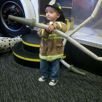 Photo taken at Children's Museum of Denver by Andrew M. on 4/7/2012