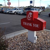 Photo taken at Chick-fil-A by Stepper M. on 4/18/2012
