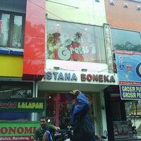 Photo taken at Istana boneka by iki t. on 4/30/2012