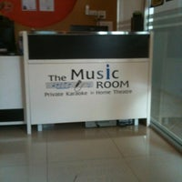 Photo taken at The Music Room by Jan N. on 4/10/2012