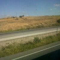 Photo taken at Bursa - Balıkesir Yolu by Malik E. on 9/3/2012