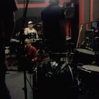 Photo taken at Critical Recording Studio by Carla X. on 3/17/2012