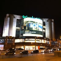 Photo taken at El Corte Inglés by Samuel M. on 3/3/2012