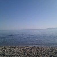 5/9/2012 tarihinde Olimpia C.ziyaretçi tarafından Playa de Baños del Carmen'de çekilen fotoğraf