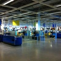 Photo taken at IKEA by Dana A. on 4/5/2012
