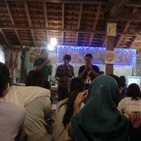 Photo taken at Warung Hillman by Arini C. on 3/27/2012
