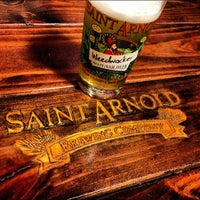Photo prise au Saint Arnold Brewing Company par Joe C. le6/30/2012
