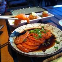 Photo taken at Zeni Sushi by Liv S. on 5/21/2012