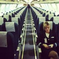 Photo taken at Gate 39 by Carl-Johan M. on 9/12/2012