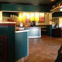 Photo taken at Mazzio's Italian Eatery by James M. on 2/25/2012
