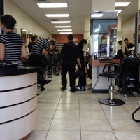 Photo taken at Hair Cuttery by Ellie S. on 7/7/2012