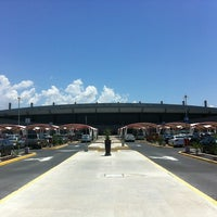 Photo taken at Terminal B by Hector M. on 8/8/2012