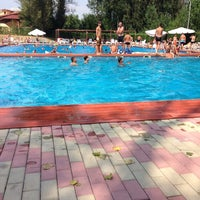 Photo taken at Complex Piscine Urziceni by Anghel N. on 7/31/2016