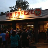 Photo taken at Mr. Freeze by Niha R. on 8/5/2013