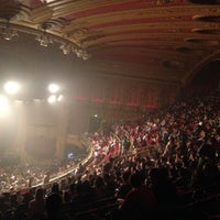 Photo taken at The Warfield Theatre by George G. on 11/5/2012