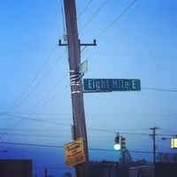 Photo taken at East Side Detroit by Christine P. on 5/22/2013