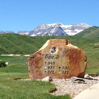 Photo taken at Soldier Hollow Golf Course by Meg on 6/1/2013